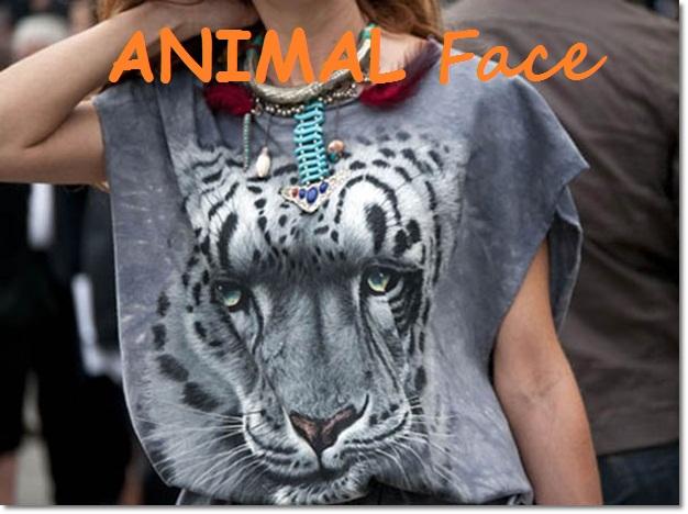 Animal-Face-T-Shirts-Tendencia-de-mod