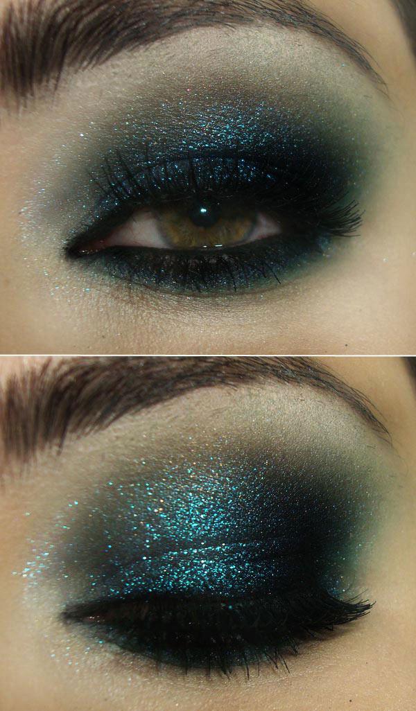 make-dark-blue-green