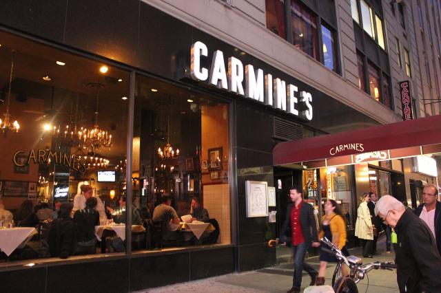 carmines-entrance